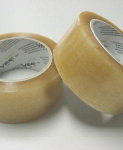 Vibac Premium Natural Rubber Adhesive Clear & Brown