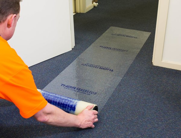 Thor5110 Carpet Protection Film Alfapak