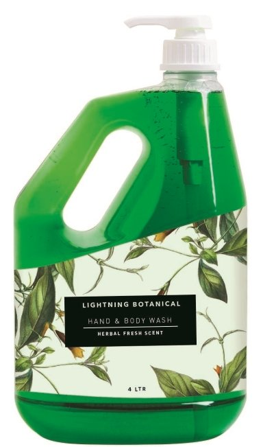 063n botanical hand soap 4L