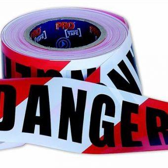 Barrier Tape – Danger